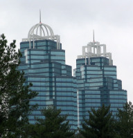 king and queen towers 2