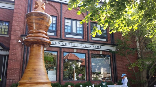 Carlos Chess Hall of Fame October 2014