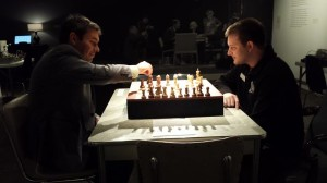 Carlos Playing Chess Hall of Fame October 2014