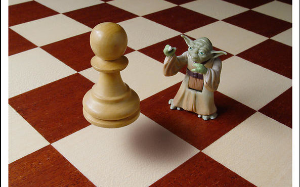 Chess with Yoda