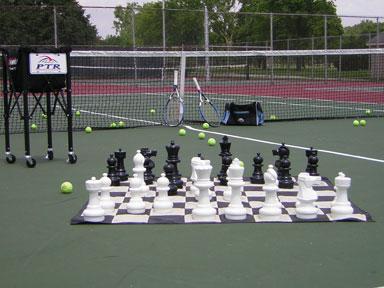 Laura chessboard_oncourt October 2014