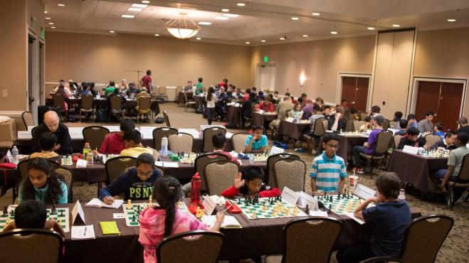 Georgia Open 2014 Tournament Hall
