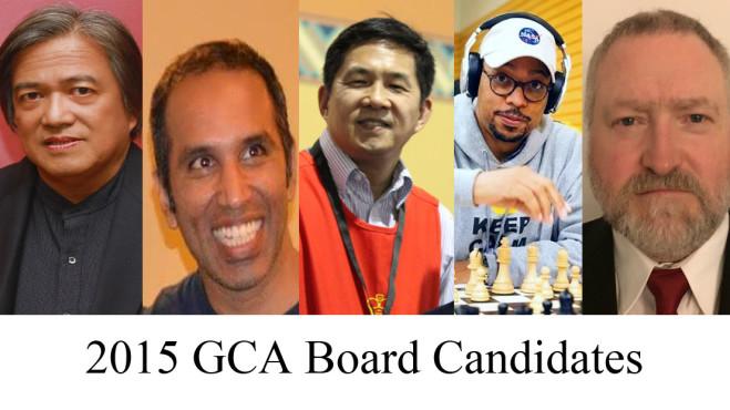2015 GCA Board Candidates