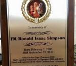 plaque_memory_ron_simpson
