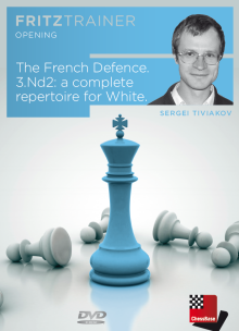 The French Defence book cover