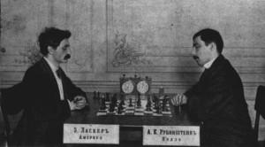 lasker_rubinstein_1909