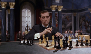From Russia with Love_chess_scene