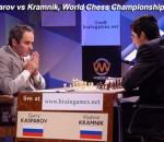 Kasparov Kramnik