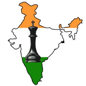 India chess king