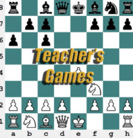 Teacher's Games
