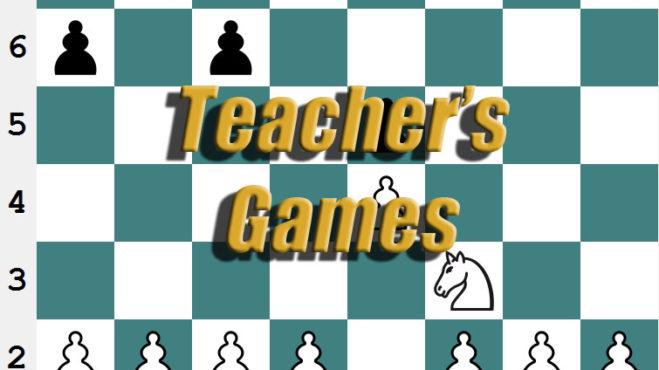 Teacher's Games