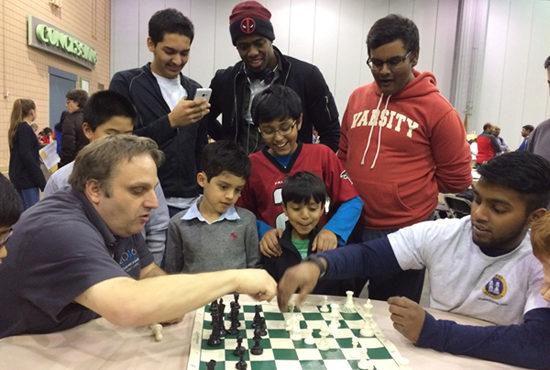 Ben and Deepak foto