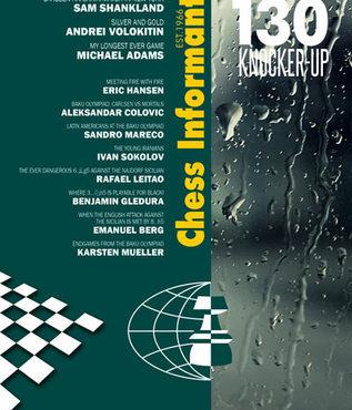 Chess Informant 121 Pdf